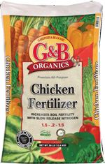 GBO Chicken Fertilizer