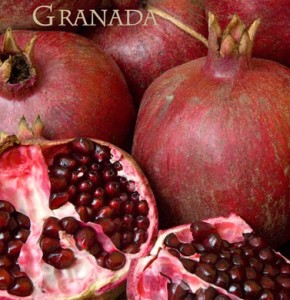 pomegranate grenada