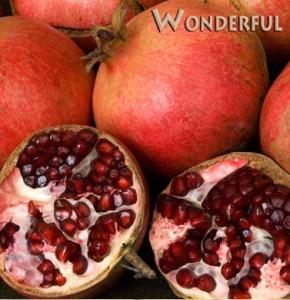pomegranate tree wonderful